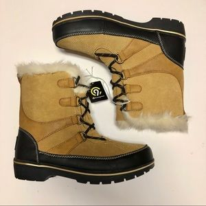 NWT Women's 'Ellysia' Tan Winter Boots 9